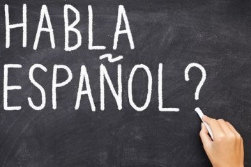 We Speak Spanish.